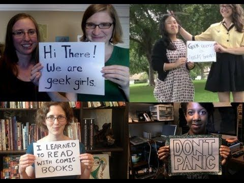 Nothing to Prove - Geek Girls & The Doubleclicks