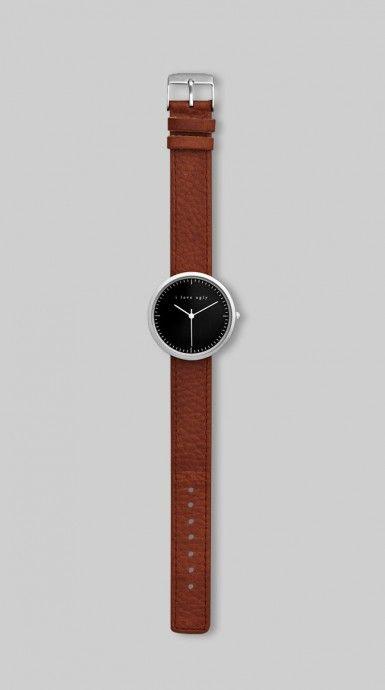 Black Nut Watch