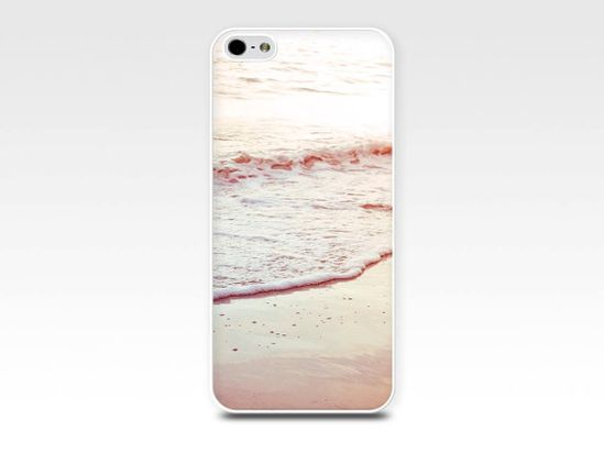 beach iphone case beach scene iphone 5s 5 4s 4 by mylittlepixels