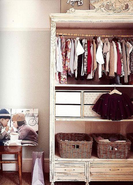 organized. cute baby room!!