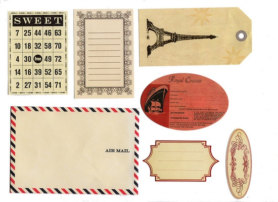 Free collage sheet....and many more!