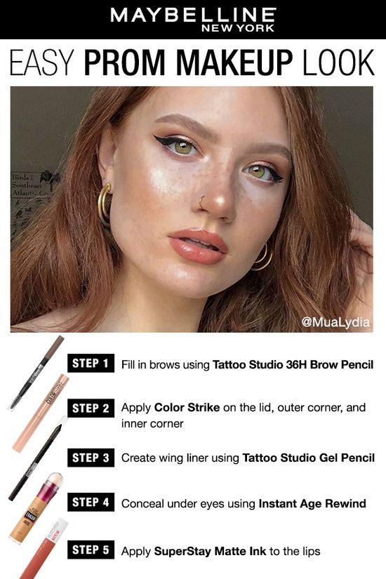 Prom Makeup Looks  Board