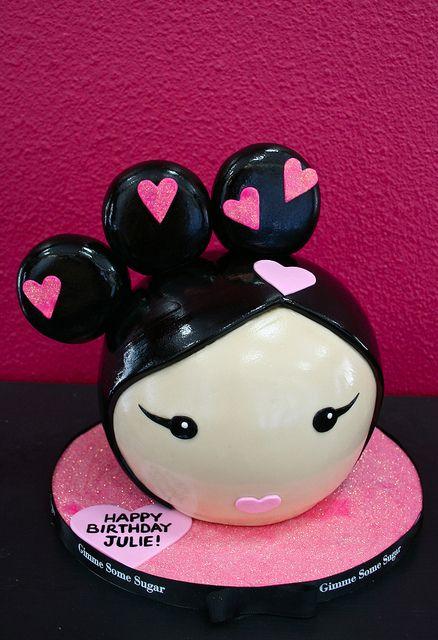 Harajuku Cake (YES!!!) by Gimme Some Sugar (vegas!)