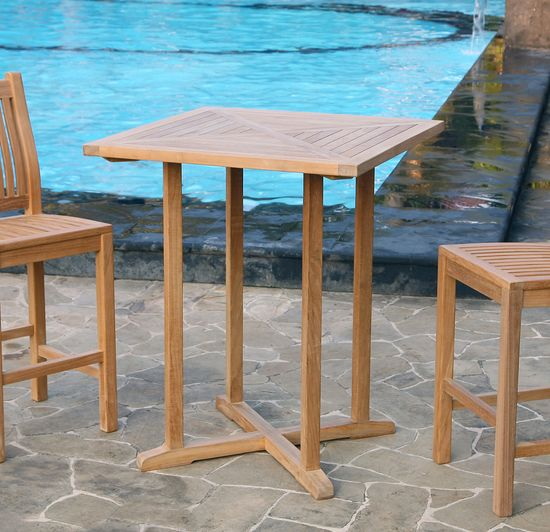 Discounted Teak Patio Furniture From Home And Patio Decor Center
