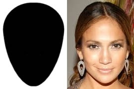 Heart Shaped Face - What hairstyle suits the shape of your face?