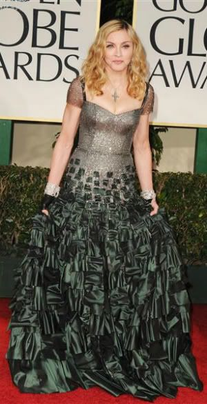 Madonna 2012 Golden Globes ] Enough is Enough is Enough