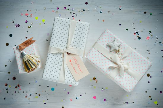 Gift wrap!