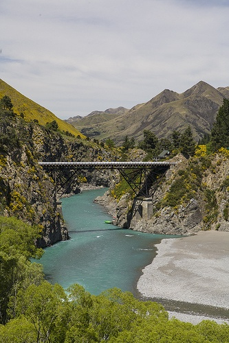 Lewis Pass, New Zealand