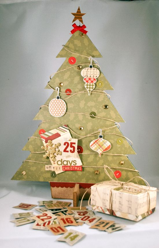 Christmas Countdown - Scrapbook.com