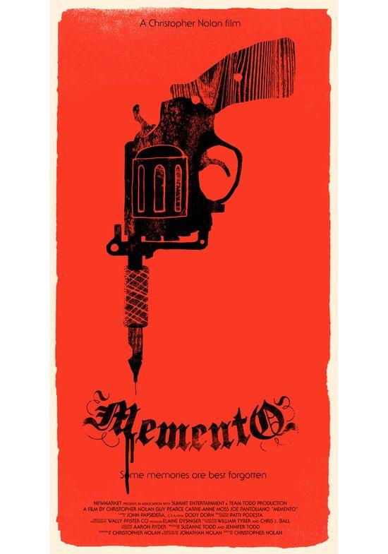 Memento- Alternative Movie Poster
