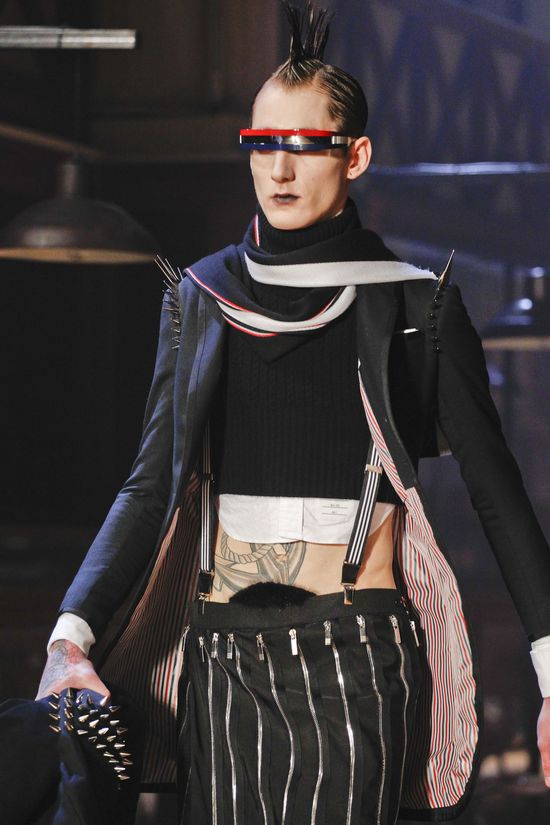 Thom Browne Aut-Win 2013-14 Men's Fashion