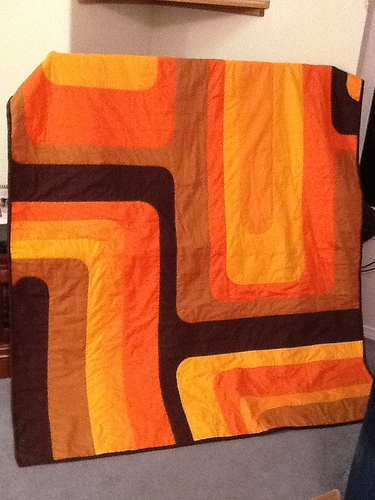 Groove Quilt by Molly Mae (Entry#2)