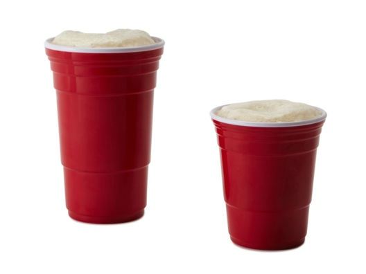 Reusable & Dishwasher Safe Red Cups....no need to throw away all those other famous red cups!