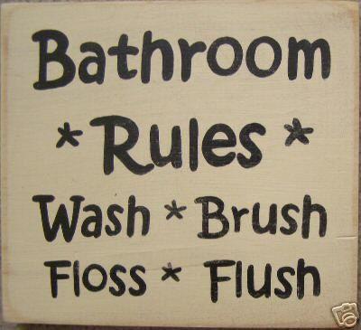 for boys bathroom!!