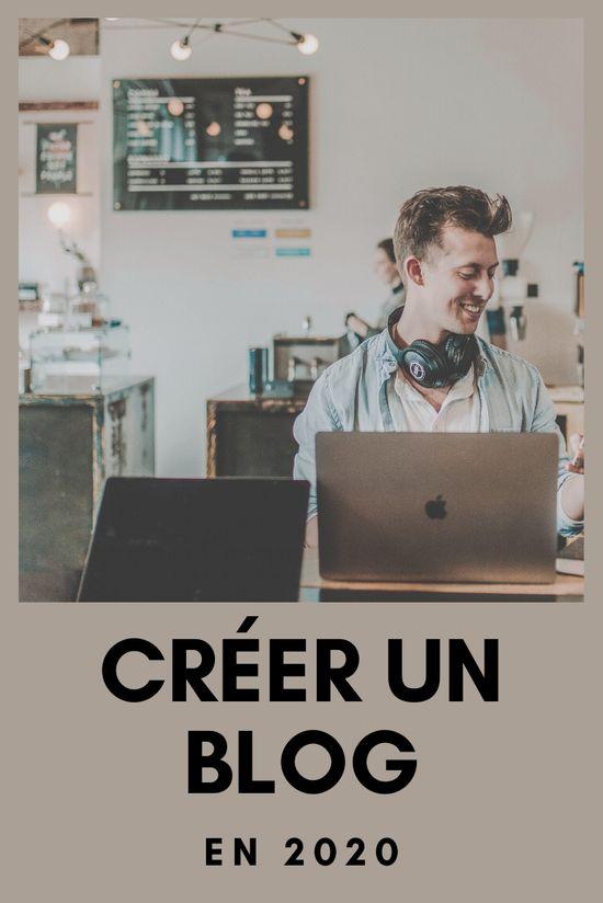 Créer un blog en 2020 - Overblog France
