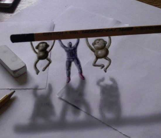 """My 3-D Art """"Pick of the Day.."""""""