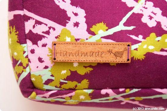 labels for handmade crafts