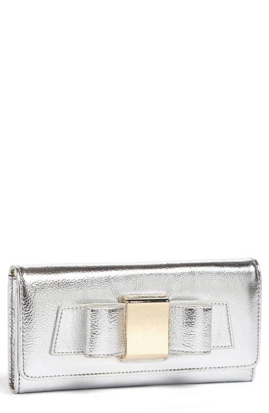 Metallic Wallet