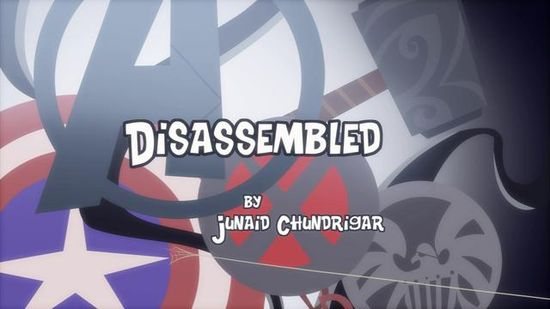 Disassembled by Juna