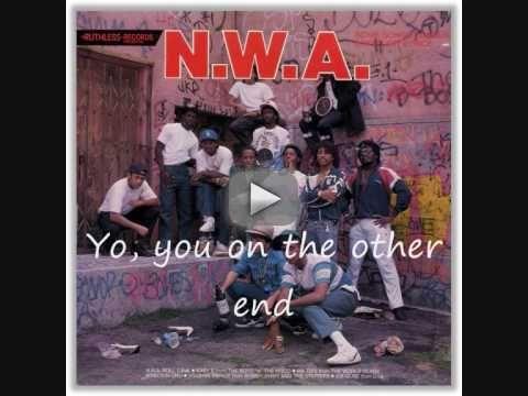 N.W.A - Express Yourself LYRICS - N.W.A - Express Yourself