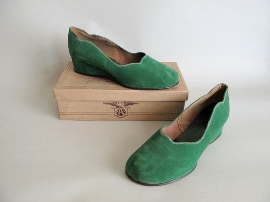 shoes from the 40s