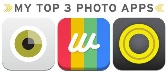 Professional recommendations for apps to make my instagram photos purty - yeah!