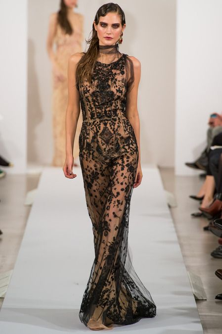Oscar de la Renta Fall RTW 2013 www.renttherunway... Repin your favorite #NYFW looks to get them from the Runway to #RTR!