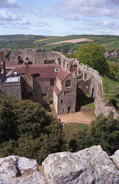 ~Carisbrooke Castle,Isle of Wight~
