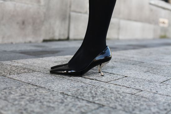 #fashion #shoes roger vivier scarpe virgule