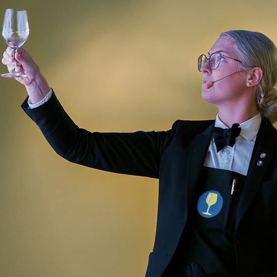 """The International Gaggenau Sommelier Awards 2018 brings the world's best young sommelier talent together in Beijing. Emma Ziemann, winner of the Swedish heat describes what she sees as the greatest challenge of the sommelier: """"The ..."""
