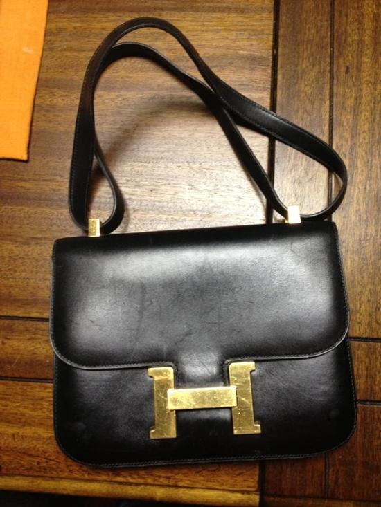 HERMES SHOULDER BAG