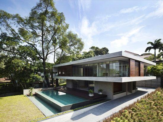 JKC1 / Ong Architects, Singapore