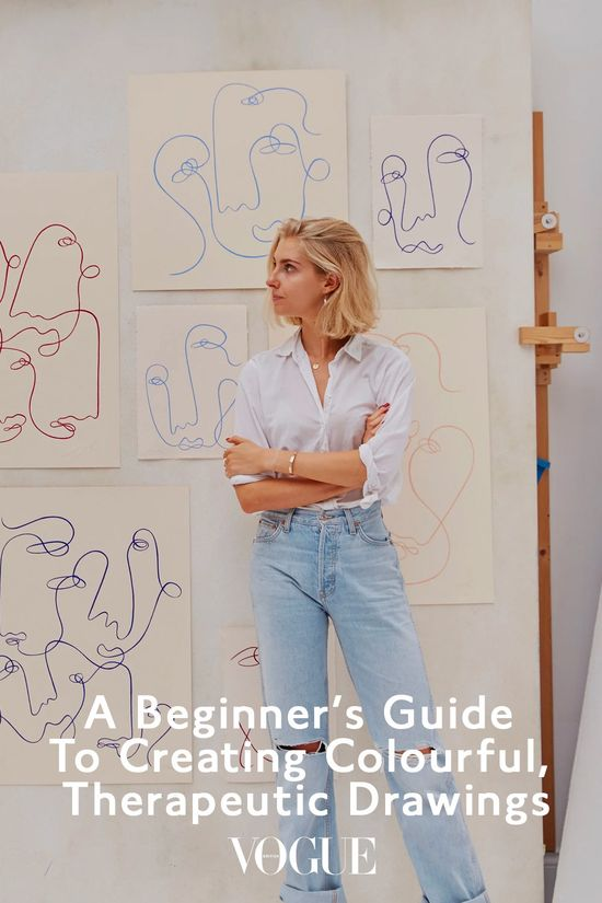 Vogue's Lifestyle Guide  Board