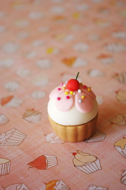 just one. #cupcakes
