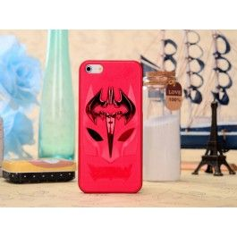 Bat Rider iPhone 5s Cases Wholesale - Rosy&Red