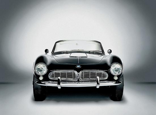 1956 BMW 507 #cars #vintage