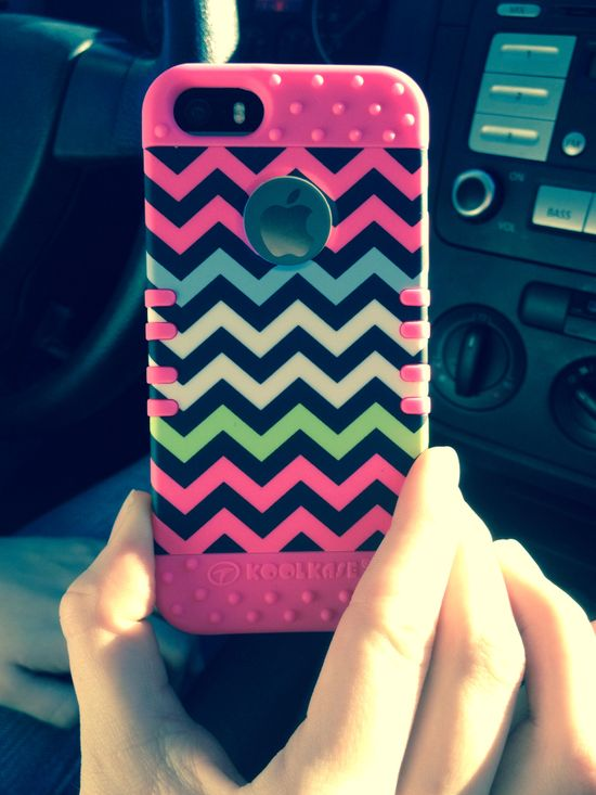 Yay for new phone and cute case ????