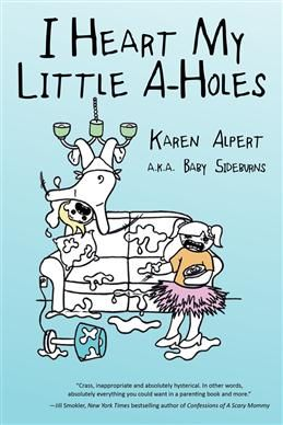 A-holes and paginas. And other funny stories from Baby Sideburns