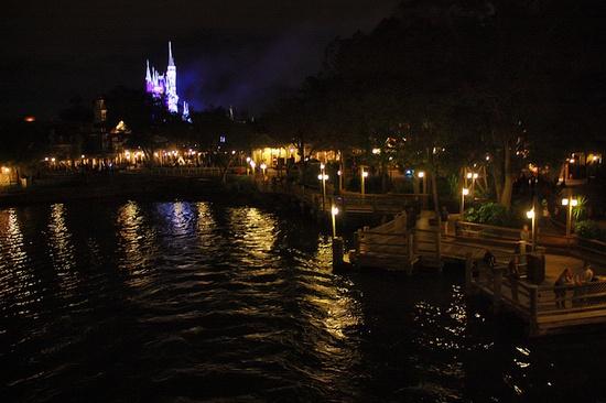 On the Rivers of America (@Walt Disney World's Magic Kingdom)
