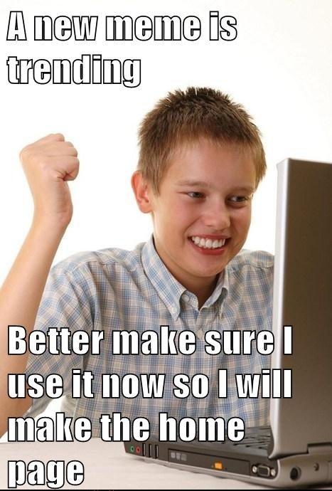 Trending Meme Meme | Slapcaption.com