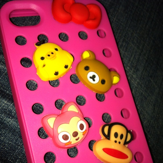 New phone cover!! Got to love Chinatown!