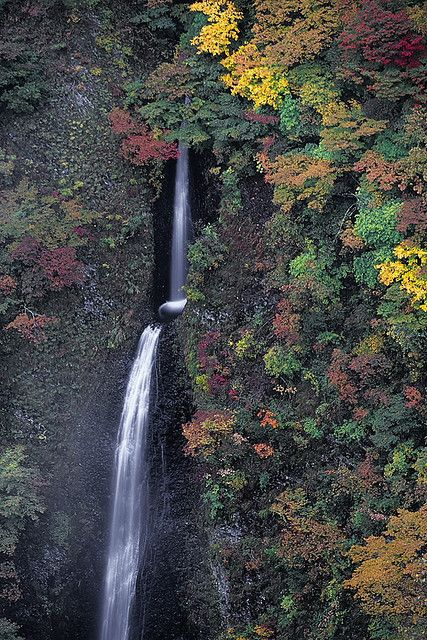 ? Tsumujikura Falls - Japan