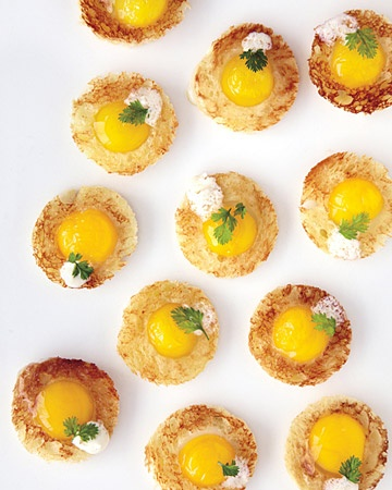 Quail egg in a hole