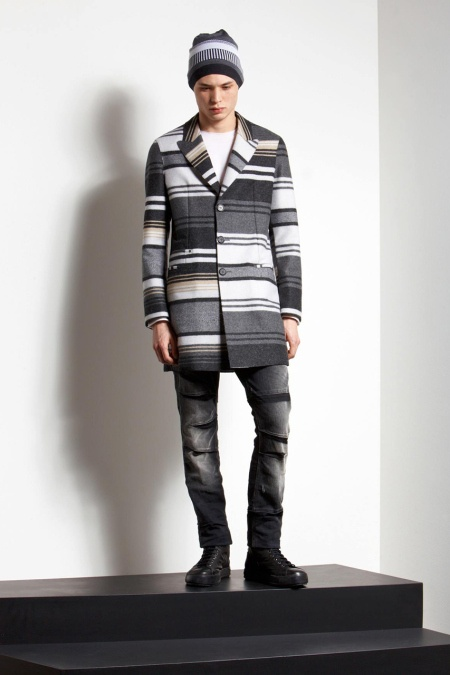 Neil Barrett 2013 Pre-Fall/Winter Collection