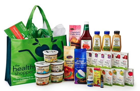 Healthy Shopper Picks ~ great food, great for you!