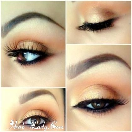 I really want this eye make up!! so pretty !! ?