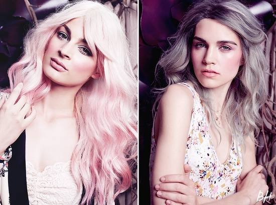 Colored Hair: Get Inspired to Color Outside the Lines