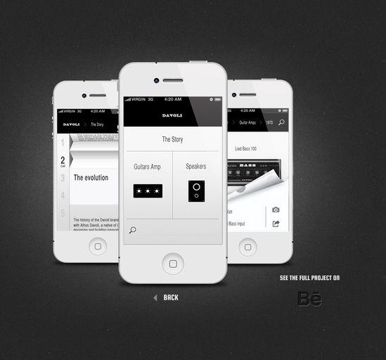#mobile #design #ui