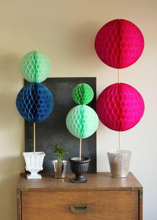 Perfect for party decor!