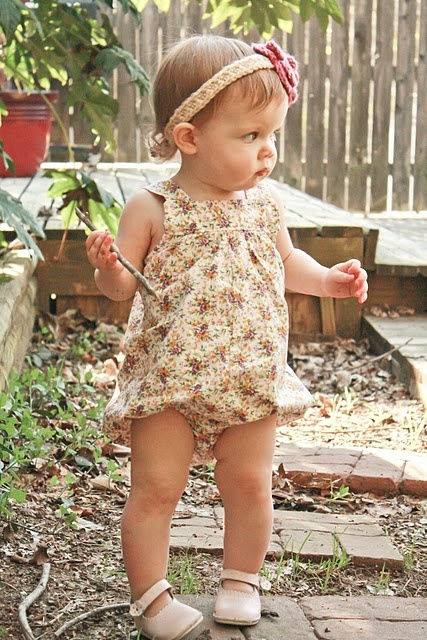 "From a blog I used to follow time to time. Love this ""baby's"" sense of fashion. ;) magnoliamama.blog..."